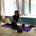 Yoga con Gaia, Construyendo Asanas